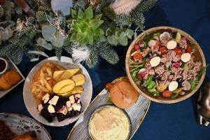 Restorāns «Hercogs Mārupe» ir viens no retajiem Pierīgā, kas pandemijas laikā var lepoties ar bagātīgu ēdienkarti 11