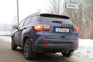 Travelnews.lv apceļo Latviju ar jauno «Jeep Compass 4xe» no oficiālā pārstāvja «Autobrava» 10