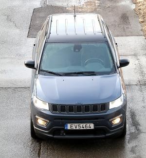 Travelnews.lv apceļo Latviju ar jauno «Jeep Compass 4xe» no oficiālā pārstāvja «Autobrava» 39