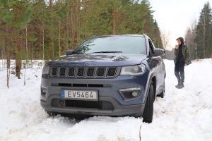 Travelnews.lv apceļo Latviju ar jauno «Jeep Compass 4xe» no oficiālā pārstāvja «Autobrava» 7