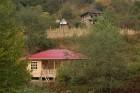 Arī senajā ciematā ienāk jauninājumi - top restorāniņš. Kā sadzīvos senā un jaunā arhitektūra? 12