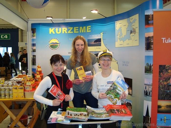 Fotohronika no Igaunijas tūrisma gadatirgus «Tourest 2012», kas risinājās Tallinā (17.02-19.02.2012) Foto: Līva Davisone, www.talsitourism.lv