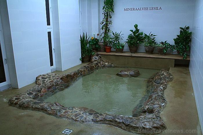"""Katru dienu ir atvērts arī akvaparks """"Värska"""", kura burbuļvannas tek tīrs minerālūdens. Foto: www.spavarska.ee"""