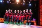 Skolēnu brīvlaikā uz Tallink kuģa dejotprasmi rādīja Dzintariņš un Dzītariņš, bet leļļu teātris priecēja ar izrādi Joka pēc alfabēts. Foto: Juris Ķilk 22