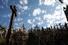 Ceļotāju un ticīgo iecienīta vieta - Krusta kalns, netālu no Šauļiem Lietuvā www.visitlithuania.net 1