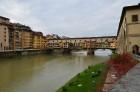 Vecais tilts - Ponte Vechio. Vairāk informācijas www.remirotravel.lv 11