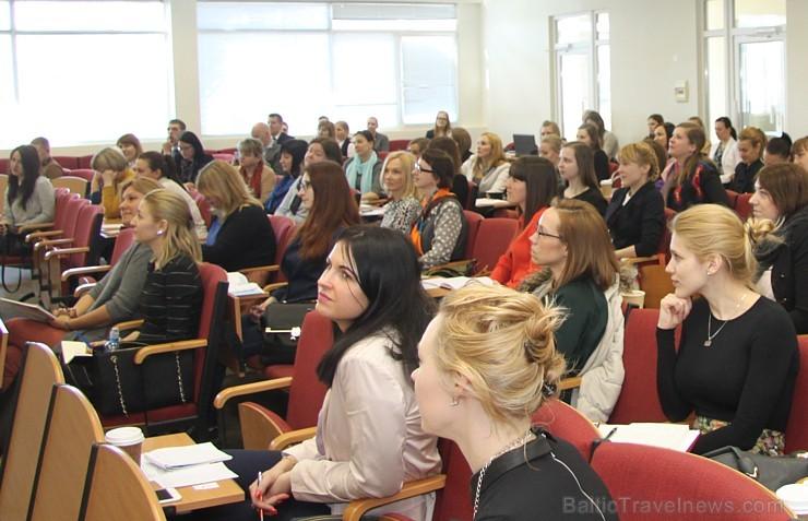 Ar lieldrauga Amadeus Latvia atbalstu Travelnews.lv semināra lektori (21.04.2016) paver jaunu zināšanu un prasmju apvāršņus - Ieva Knāķe-Milberga (Ins