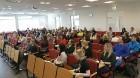 Ar lieldrauga Amadeus Latvia atbalstu Travelnews.lv semināra lektori (21.04.2016) paver jaunu zināšanu un prasmju apvāršņus - Haralds Burkovskis, Ieva 2