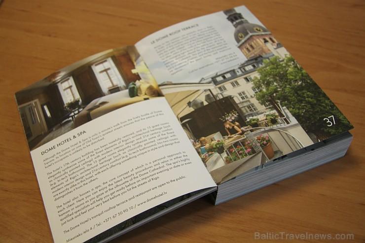 Ar «Capital Handling» atbalstu mums ir jauns ceļvedis «Another Travel Guide Rīga»