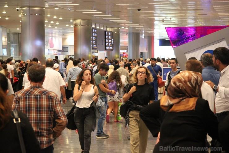 BalticTravelnews.com sadarbībā ar Turkish Airlines dodas iepazīst Stambulu, ceturto lielāko pasaules pilsētu.