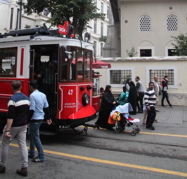 BalticTravelnews sadarbībā ar Turkish Airlines dodas iepazīst Stambulu, ceturto lielāko pasaules pilsētu.
