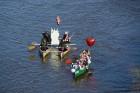 Aizritējis «Rāmkalnu» organizētais «Laivu karnevāls 2017» 1