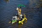 Aizritējis «Rāmkalnu» organizētais «Laivu karnevāls 2017» 15