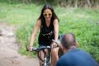 Ar velobraucienu «Ieriteņo vasarā» Smiltenes novadā atklāta aktīvā tūrisma sezona 23
