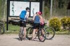 Ar velobraucienu «Ieriteņo vasarā» Smiltenes novadā atklāta aktīvā tūrisma sezona 30