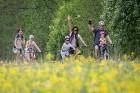 Ar velobraucienu «Ieriteņo vasarā» Smiltenes novadā atklāta aktīvā tūrisma sezona 43