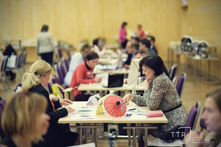 Maija beigās Rīgā norisinājās Starptautiskā kontaktbirža «TTR Baltic May 2017»