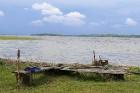 Travelnews.lv apmeklē Sivera ezeru Krāslavas novadā, kur konstatē gandrīz +20 siltu ūdeni 9