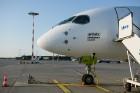 Lidosta «Rīga» un «Airbaltic» medijiem atrāda savu infrastruktūru un gaisa floti 1