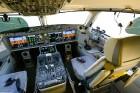 Lidosta «Rīga» un «Airbaltic» medijiem atrāda savu infrastruktūru un gaisa floti 44