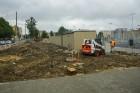 Rīgā aktīvi norisinās darbi, lai 16.septembrī atklātu Centra sporta kvartālu 1