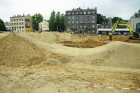 Rīgā aktīvi norisinās darbi, lai 16.septembrī atklātu Centra sporta kvartālu 18