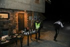 «Sveikuļu nakts» Tukumā pulcē ekstrēmu aktivitāšu atbalstītājus 14
