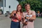 Siguldā īpaši sveic novada jaundzimušos un to ģimenes 2