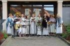 Katra oktobra otrajā sestdienā Valmieras rātslaukumā pilsētas viesi tiek aicināti uz pamatīgu andeli tradicionālajā Simjūda gadatirgū, kas vēsturiski  6