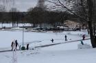 Lietuvas pilsētā Druskininkos paveikts liels darbs, lai ceļotājam izdotos daudzveidīga atpūta gan ziemā, gan vasarā, bet akvaparks un sniega arēna šei 10