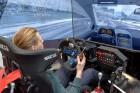 Vai rallijkrosa braucējs Reinis Nitišs spēj vienlaicīgi vadīt auto un izmantot tālruni? 1