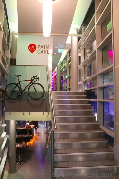 «Radisson Blu Latvija Conference & Spa Hotel» telpās ir atvērusies unikāla velo-kafejnīca «The Hub Cafe». Vairāk informācijas - lasiet šeit
