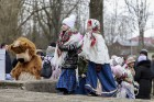 Rēzeknē svinēja tradicionālos slāvu tautību svētkus