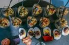 Universālveikalā Stockmann tika prezentēts jaunākais grima tendenču un dekoratīvās kosmētikas produktu jaunumu ceļvedis, kuru demonstrēja Latvijā popu 5