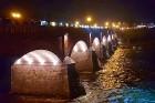 Travelnews.lv apmeklē Kuldīgas restorānu nedēļu un ievērtē Ventas rumbas izgaismošanu 1