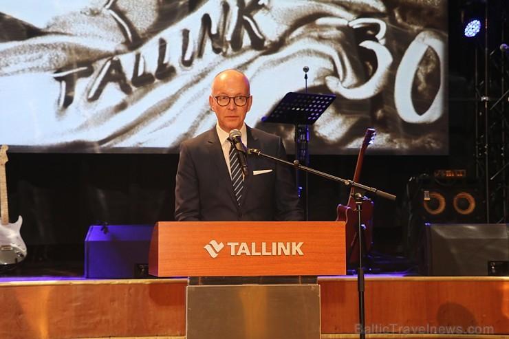 Prāmju kompānija «Tallink Grupp» uz «Romantika» klāja svin 30 gadu jubileju un 13 gadus Latvijā 250652
