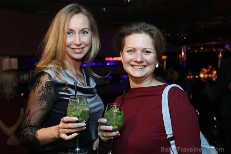 Prāmju kompānija «Tallink Grupp» uz «Romantika» klāja svin 30 gadu jubileju un 13 gadus Latvijā 250682