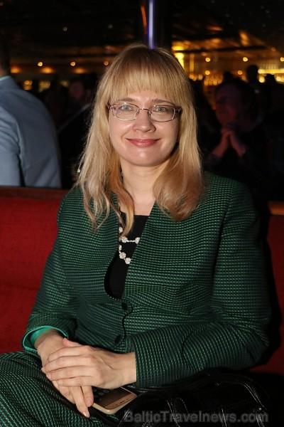 Prāmju kompānija «Tallink Grupp» uz «Romantika» klāja svin 30 gadu jubileju un 13 gadus Latvijā 250691