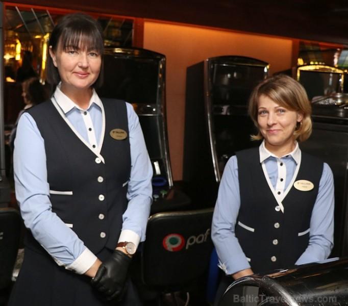 Prāmju kompānija «Tallink Grupp» uz «Romantika» klāja svin 30 gadu jubileju un 13 gadus Latvijā 250699
