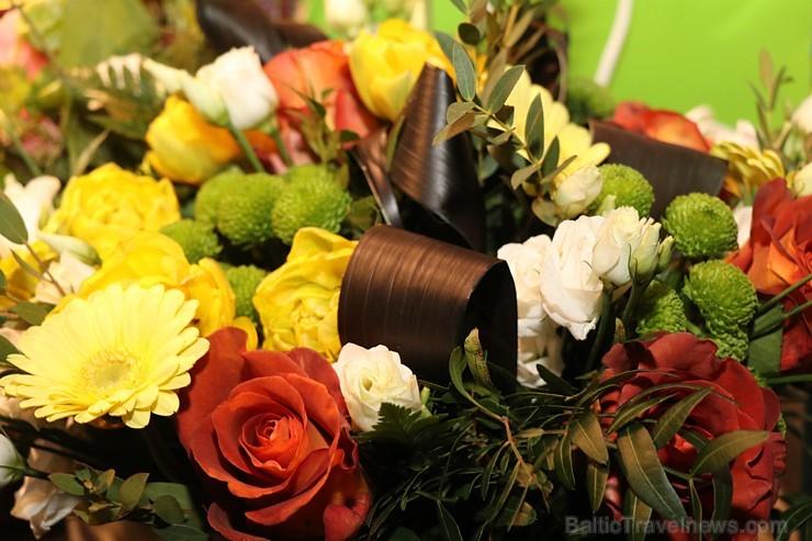 Prāmju kompānija «Tallink Grupp» uz «Romantika» klāja svin 30 gadu jubileju un 13 gadus Latvijā 250702