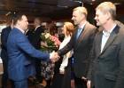 Prāmju kompānija «Tallink Grupp» uz «Romantika» klāja svin 30 gadu jubileju un 13 gadus Latvijā 6