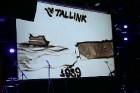 Prāmju kompānija «Tallink Grupp» uz «Romantika» klāja svin 30 gadu jubileju un 13 gadus Latvijā 18