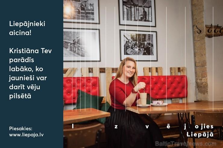 Liepājas pilsēta ikvienam Latvijas iedzīvotājam piedāvā iespēju atbraukt ciemos pie īstiem liepājniekiem un pavadīt neaizmirstamu nedēļas nogali Liepā