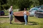 Ar krāšņu svētku atklāšanas programmu Alūksnes  pusē atklātas Veclaicenes aizsargājamo ainavu apvidū izveidotās Dabas mājas un pašapkalpošanās tūrisma 9