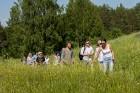 Ar krāšņu svētku atklāšanas programmu Alūksnes  pusē atklātas Veclaicenes aizsargājamo ainavu apvidū izveidotās Dabas mājas un pašapkalpošanās tūrisma 14