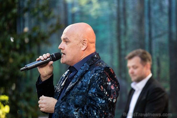 Rembates parka brīvdabas estrādē Lielvārdē , jau otro reizi tika noskaidrota Latvijas sirdsdziesma