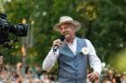 Rembates parka brīvdabas estrādē Lielvārdē , jau otro reizi tika noskaidrota Latvijas sirdsdziesma 9