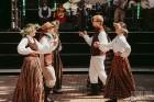 Brangi jo brangi Valmiermuižas parkā aizvadīts etnofestivāls SVIESTS 2019, kurā uzstājās pasaulē atzīti pašmāju mākslinieki 8