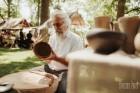 Brangi jo brangi Valmiermuižas parkā aizvadīts etnofestivāls SVIESTS 2019, kurā uzstājās pasaulē atzīti pašmāju mākslinieki 13