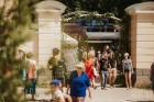 Brangi jo brangi Valmiermuižas parkā aizvadīts etnofestivāls SVIESTS 2019, kurā uzstājās pasaulē atzīti pašmāju mākslinieki 16